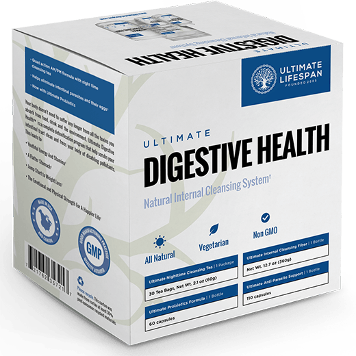 Ultimate Digestive Health 30-Day System