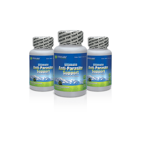 Ultimate Anti-Parasite Support (3-Pack)