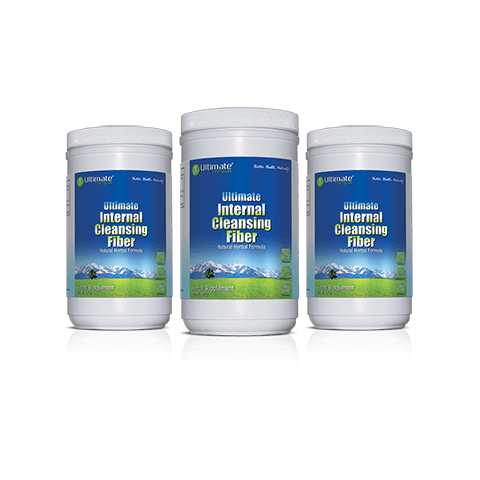 Ultimate Internal Cleansing Fiber (3-Pack)