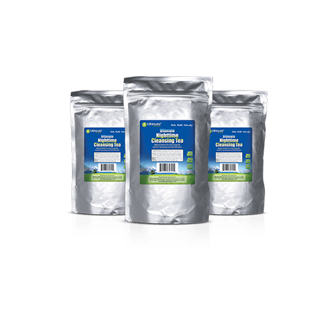 Ultimate Nighttime Cleansing Tea (3-Pack)