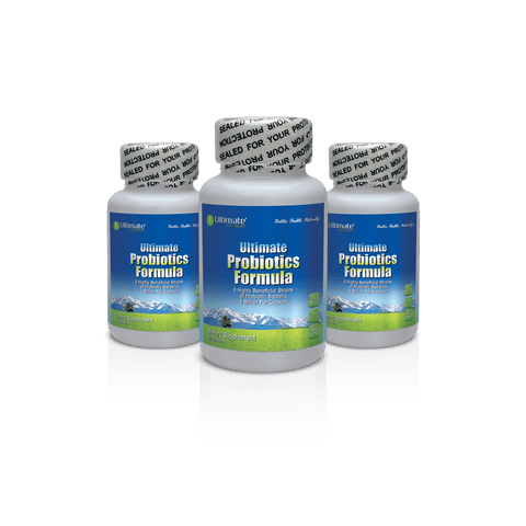 Ultimate Probiotics Formula (3-Pack)
