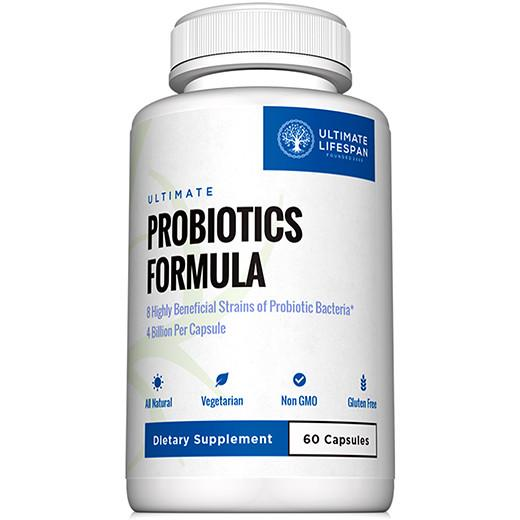 Ultimate Probiotics Formula