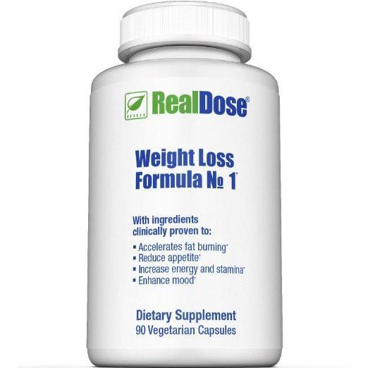 Weight Loss Formula 1 from RealDose Nutrition