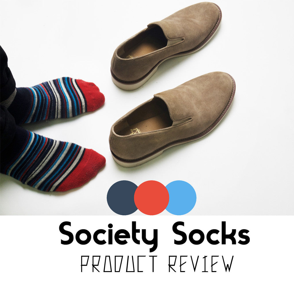 Society Socks: Product Review