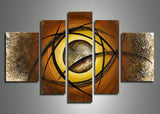 Large Eye Art Painting 415 - 57x36in