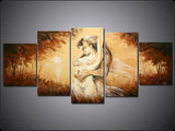 Sensual Canvas Art Painting 431 -  60x34in
