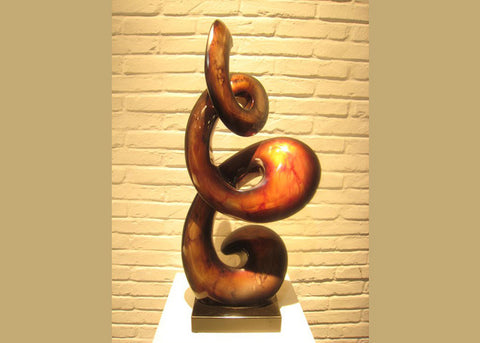 Handmade Abstract Sculpture