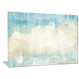 sky on wall texture abstract canvas artwork PT6154
