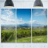 view of the yarra valley melbourne photo canvas print PT7053
