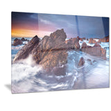rugged beauty landscape photography canvas print PT7107
