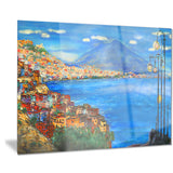 saturday night sea landscape painting canvas print PT7782