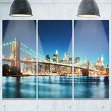 big apple new york cityscape photo canvas print PT7786