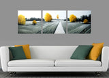 Panoramic Landscape Art 1154 - 60x24in