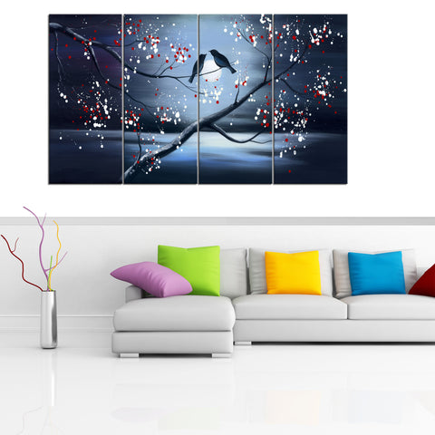 Together Forever- LoveBird Oil Painting 1168- 56x28  sc 1 st  FabuArt & Sensual - fabuart