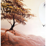 Nature Painting - Tree Painting 381 60x32in