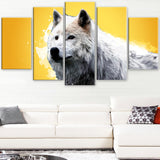 Wonder of the Wolf - Animal Canvas Print PT2330