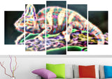 Chameleon Life - Canvas Art PT2410