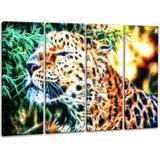 Beautiful Cheeta - Canvas Art PT2415