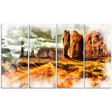 Canyon de Chelly Canvas Art PT2818