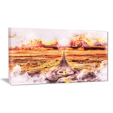Route 66 Canvas art PT2820
