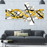 HelixExpression Abstract Art canvas PT3015
