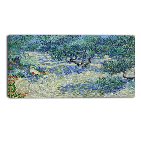 MasterPiece Painting - Van Gogh Olive Orchard