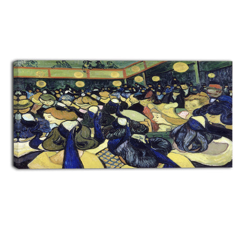 MasterPiece Painting - Van Gogh The Dance Hall in Arles