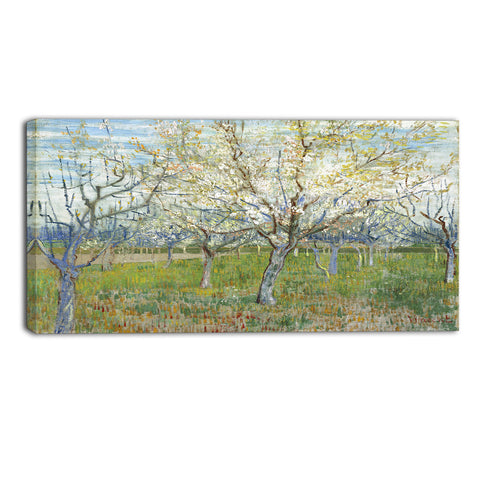 MasterPiece Painting - Van Gogh The Pink Orchard