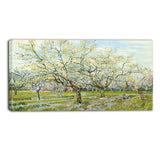 MasterPiece Painting - Van Gogh The White Orchard