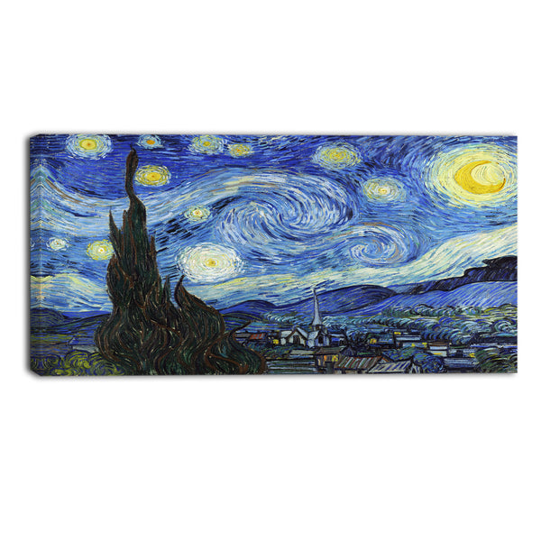 MasterPiece Painting - Van Gogh Starry Night