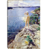 MasterPiece Painting - Anders Zorn In the Skerries
