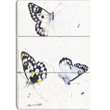 MasterPiece Painting - Arthur Bartholomew Wood White Butterfly
