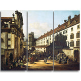 MasterPiece Painting - Bernardo Bellotto Vienna, Dominican Church