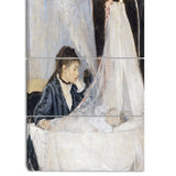MasterPiece Painting - Berthe Morisot The Cradle