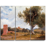 MasterPiece Painting - Charles Lock Eastlake A View at Girgenti in Sicily