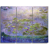 MasterPiece Painting - Claude Monet Nympheas