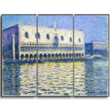 MasterPiece Painting - Claude Monet The Doges Palace