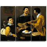 MasterPiece Painting - Diego Velazquez The Three Musicians