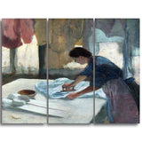 MasterPiece Painting - Edgar Degas Woman Ironing