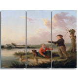 MasterPiece Painting - Edmund Bristow The Young Anglers