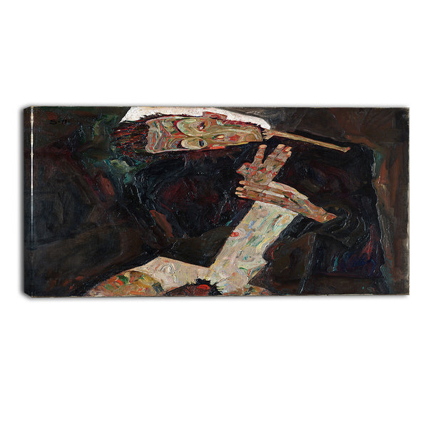 MasterPiece Painting - Egon Schiele The Lyricist