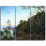MasterPiece Painting - Eugene von Guerard Tea Trees near Cape Schanck, Victoria