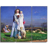 MasterPiece Painting - Ford Madox Brown Pretty Baa