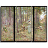 MasterPiece Painting - Frederick McCubbin The Pioneer