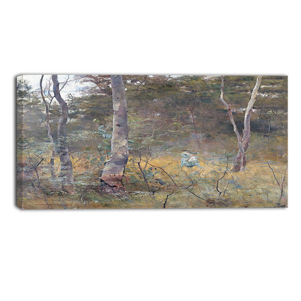 MasterPiece Painting - Frederick McCubbin Lost