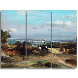 MasterPiece Painting - Frederick W Watts A View in Suffolk