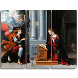 MasterPiece Painting - Garofalo Annunciation