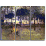 MasterPiece Painting - George Inness The Home of the Heron