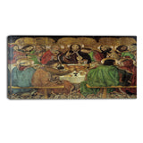 MasterPiece Painting - Jaume Huguet Last Supper