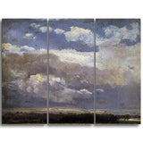 MasterPiece Painting - JC Dahl Thunderclouds